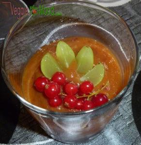 Recette compote crue de nectarines à la lavande