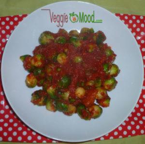 Recette goulash aux poivons rouges grillés et choux de Bruxelles