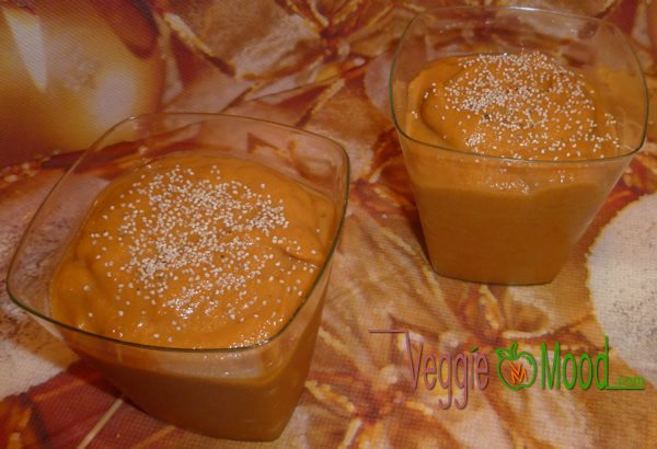 Recette verrines carottes-cumin