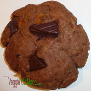 Cookies chocolat/oranges (vegan)
