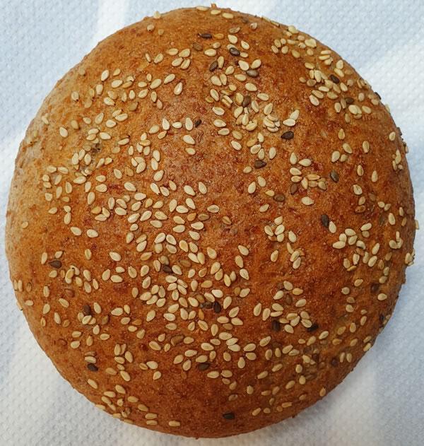 Petit pain à hamburgers