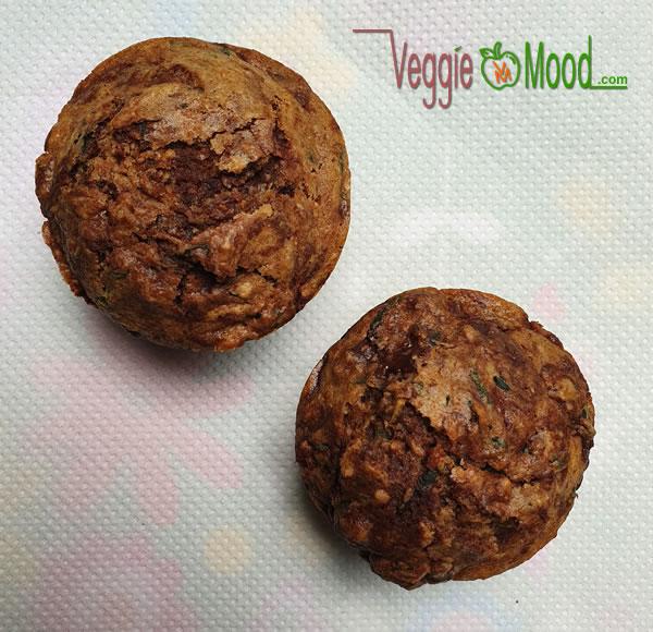Recette pour les muffins menthe et chocolat noir
