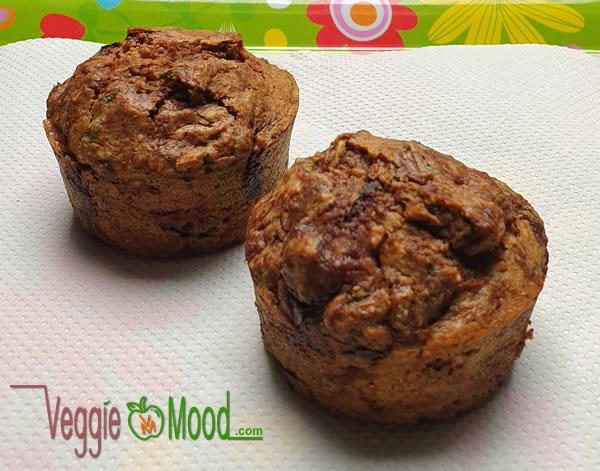 Ingrédients muffins menthe et chocolat noir