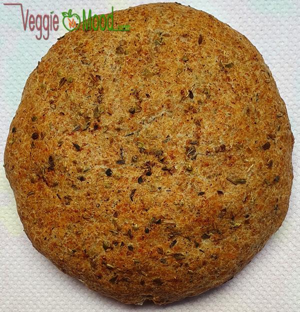 Ingrédients petits pains focaccia maison à la farine d'épeautre