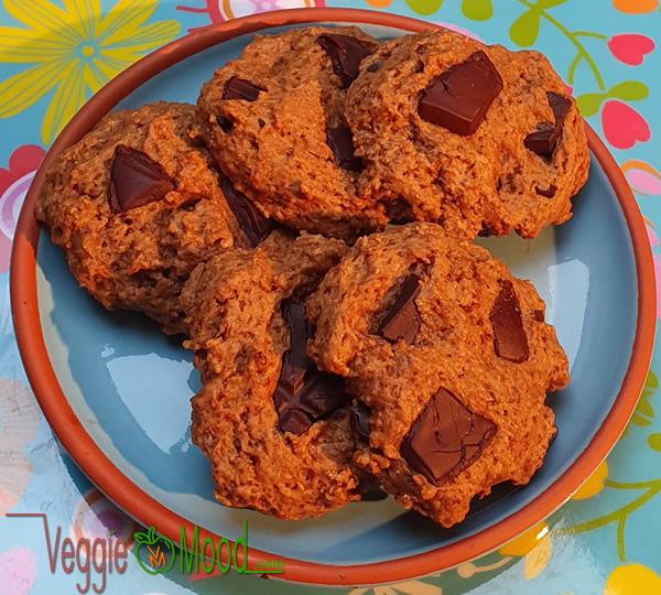 Recette cookies chocolat et épices