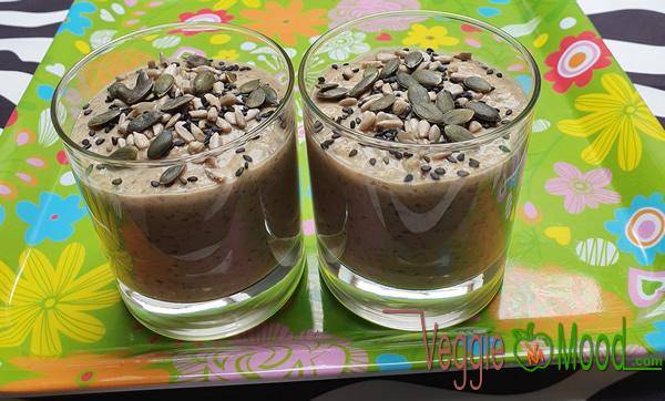 Ingrédients crème de champignons des bois au miso rouge