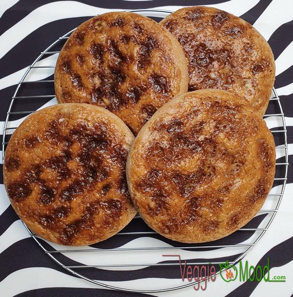 Recette tartes vegan au sucre de coco