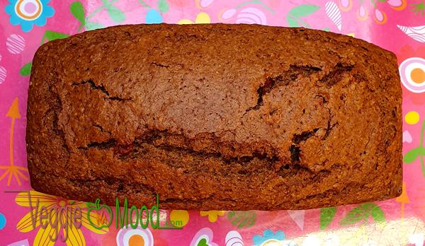 Cake baies de goji à l'eau de fleur d'oranger