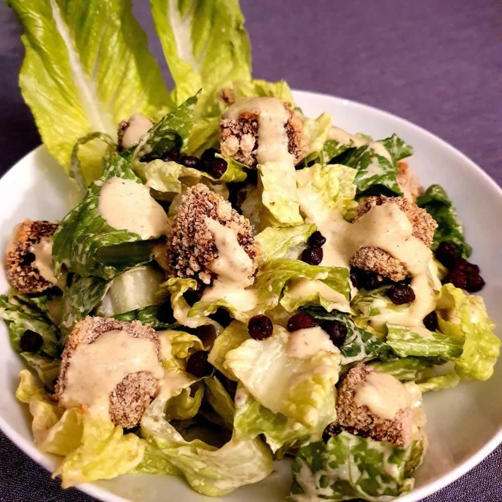 Salade Cesar Vegan
